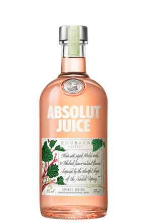 Absolut Juice Rhubarb Edition image