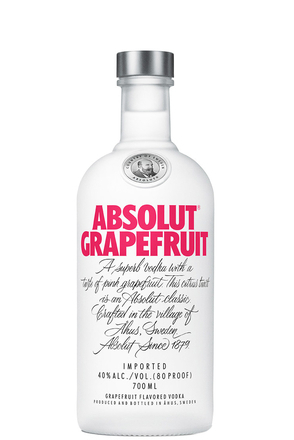 Absolut Grapefruit image