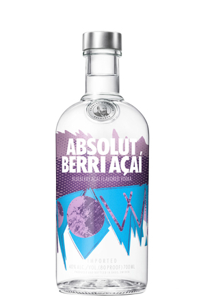 Absolut Berri Açaí Vodka image