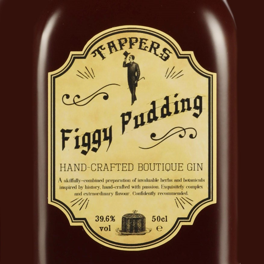 Tappers Figgy Pudding Gin image