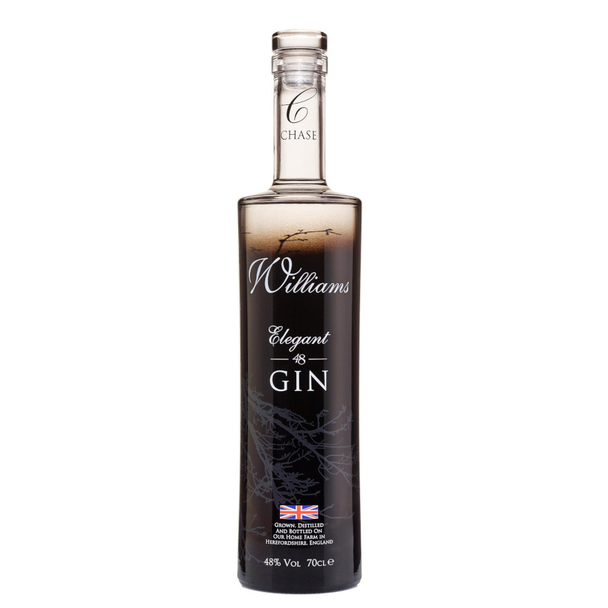 Chase Williams Elegant Crisp Gin image