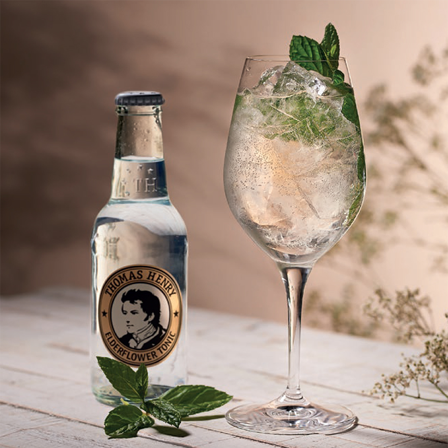 Thomas Henry Elderflower Tonic image