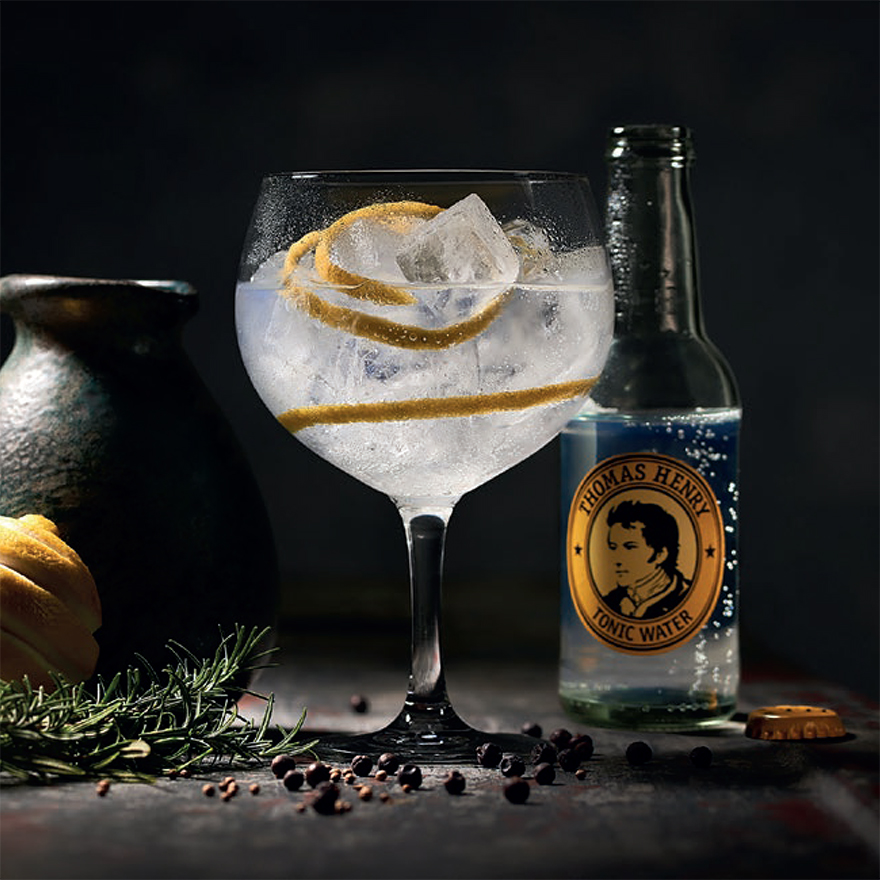 Thomas Henry Tonic Water image