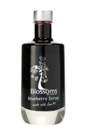 Blossoms Blueberry Syrup image