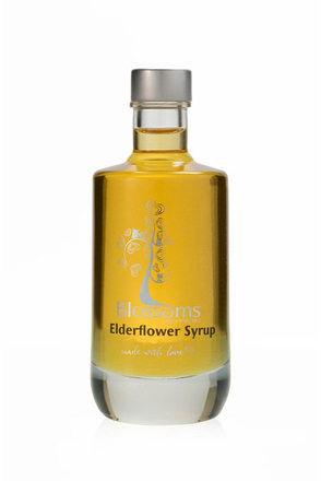 Blossoms Elderflower Syrup image