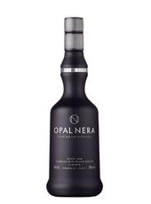 Black sambuca liqueur