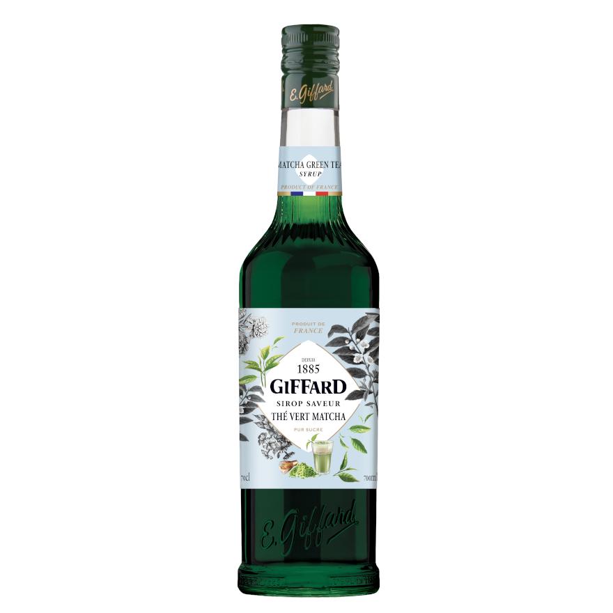 Giffard Matcha Green Tea Syrup image