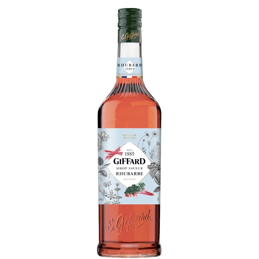 Giffard Rhubarb Syrup image
