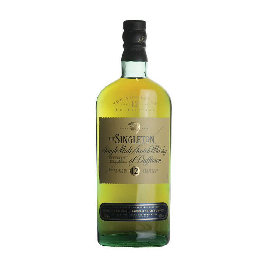 The Singleton of Dufftown 12 Year Old image