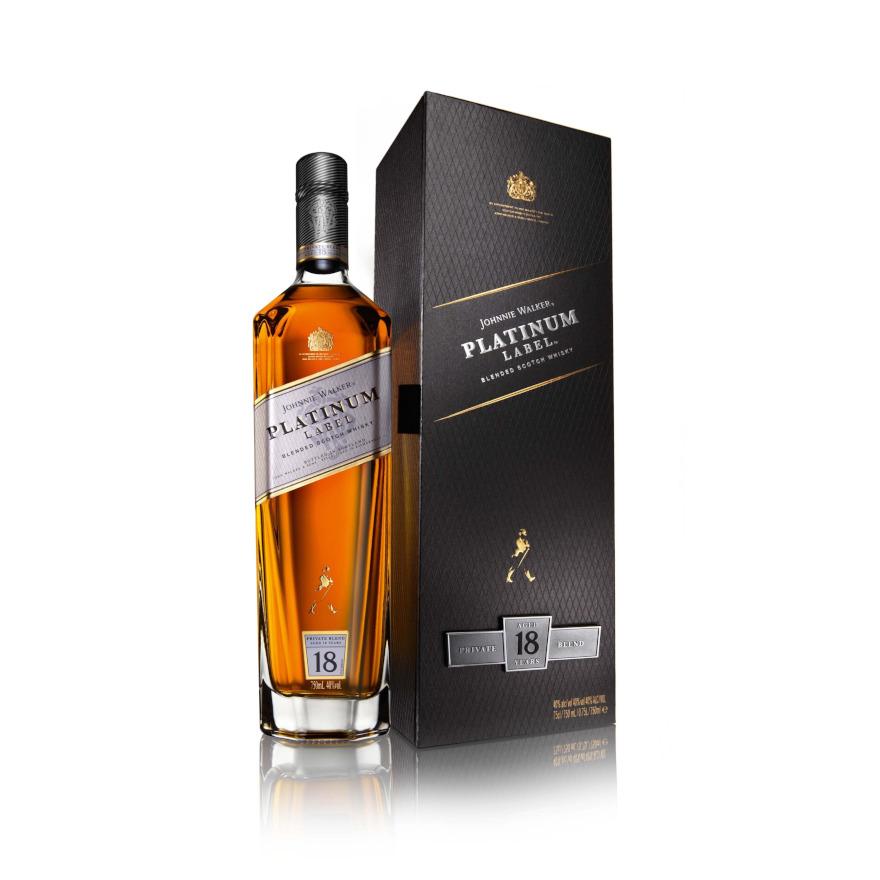 Johnnie Walker Platinum Label image