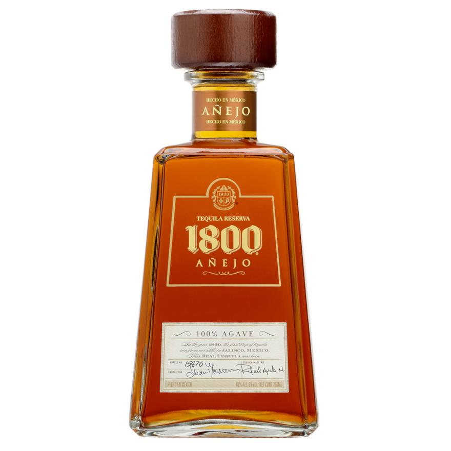 1800 Añejo Tequila (38%) image