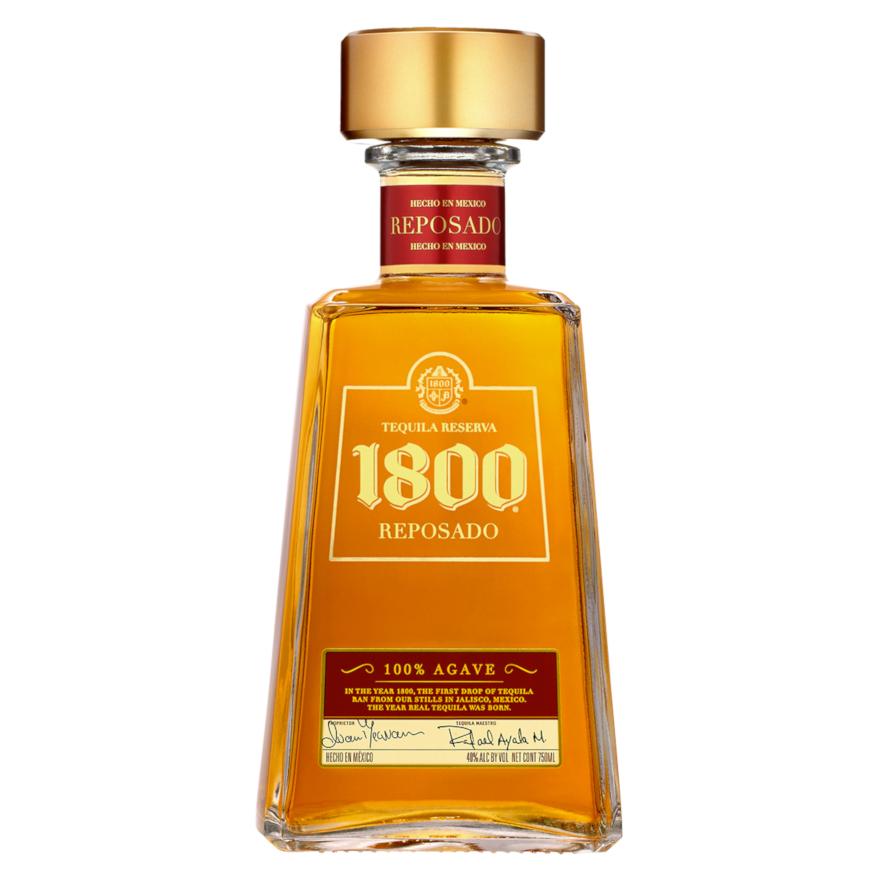 1800 Reposado Tequila (38%) image