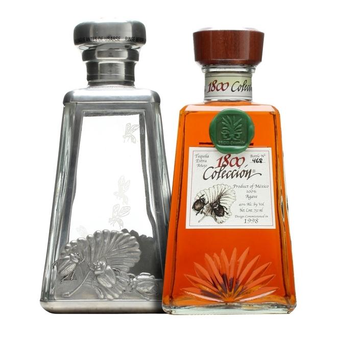 1800 Colección Tequila (38%) image