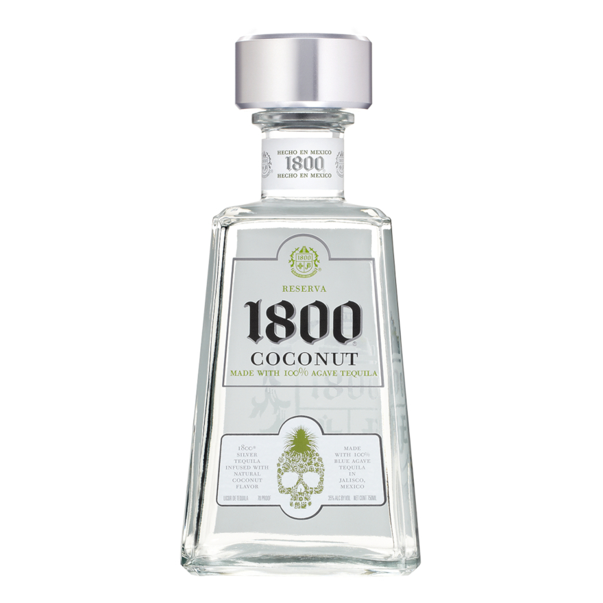 1800 Coconut Tequila image