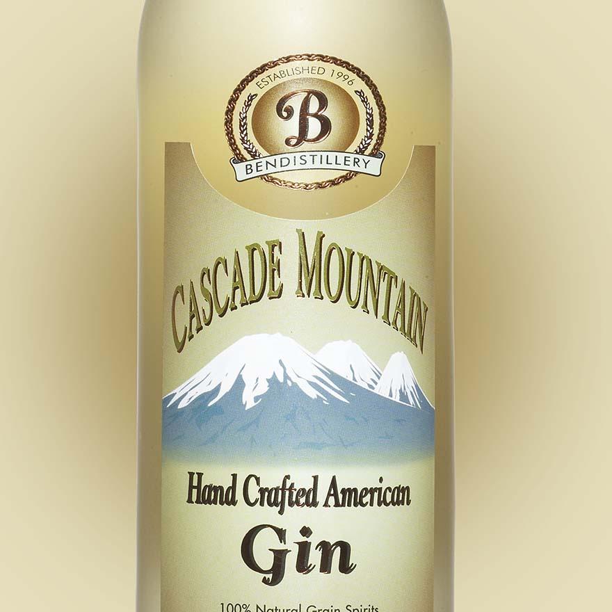 Cascade Mountain Gin image