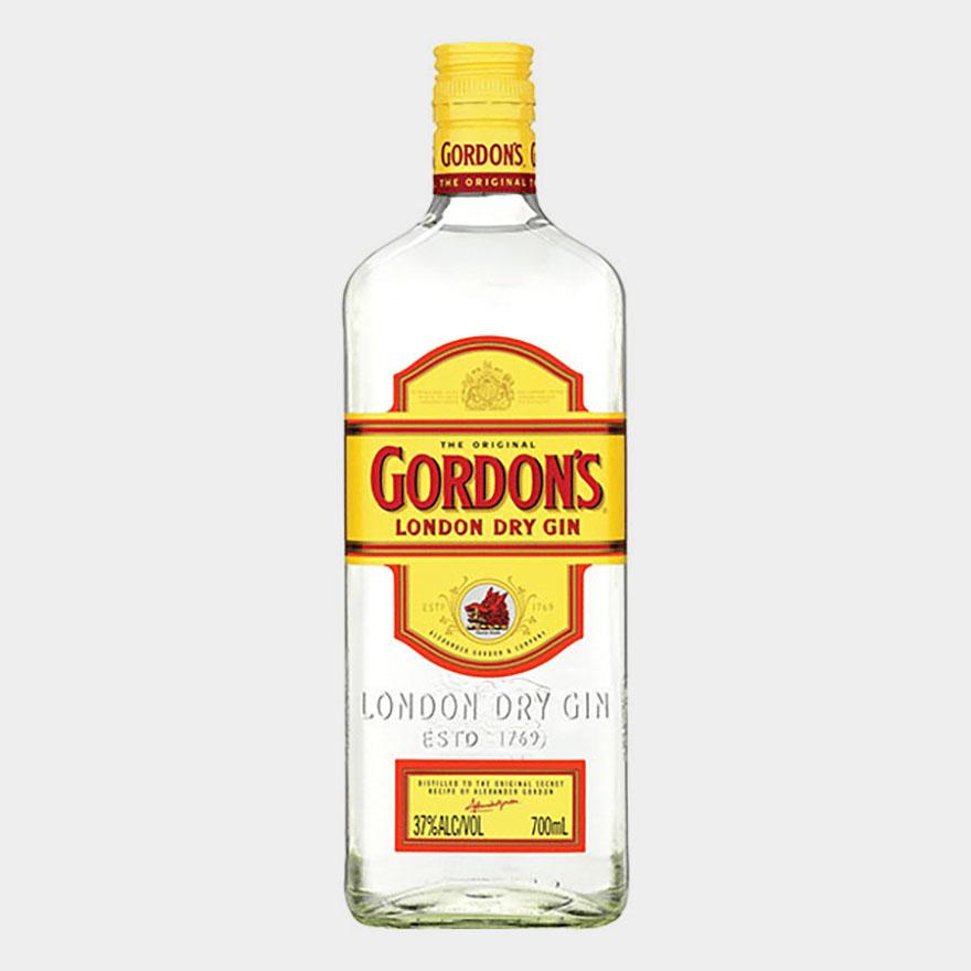 Gordon's The Original London Dry (UK 47.3% Yellow) image