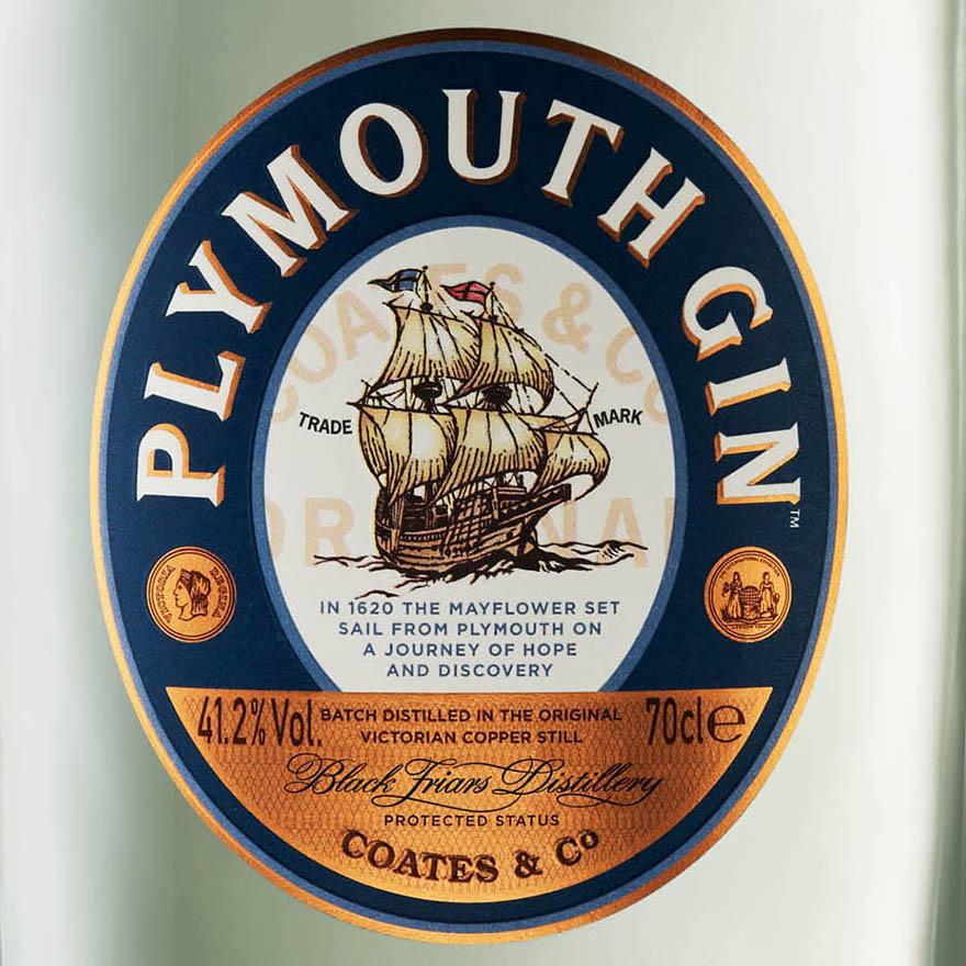 Plymouth Gin Original Strength image