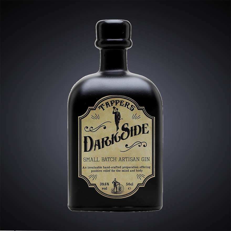Tappers Darkside Gin image