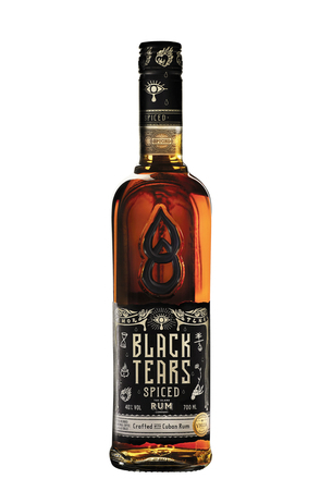 Black Tears cacao & coffee spiced rum image