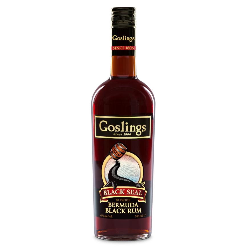 Goslings Black Seal Rum image