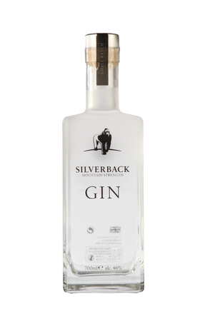 Silverback Mountain Strength Gin image