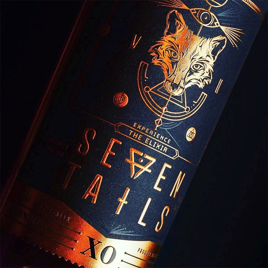 Seven Tails XO Brandy image
