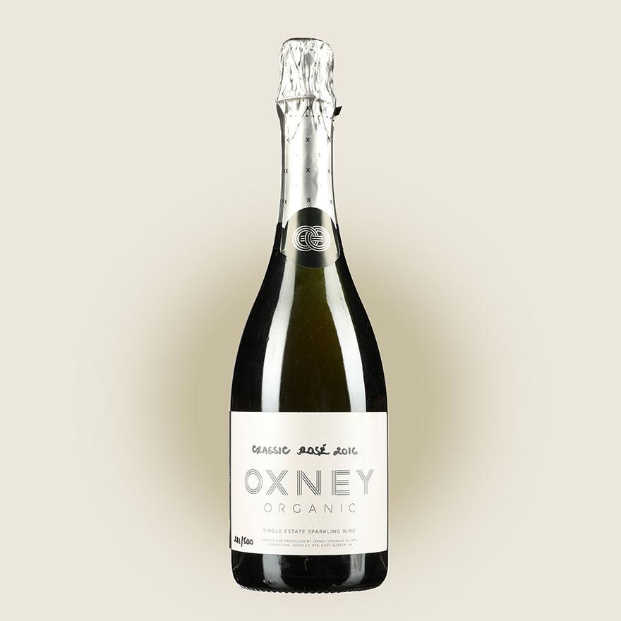 Oxney Classic Rosé Vintage image