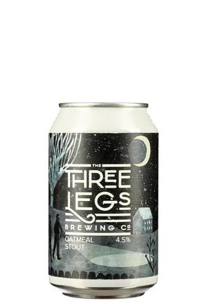 Three Legs Oatmeal Stout image
