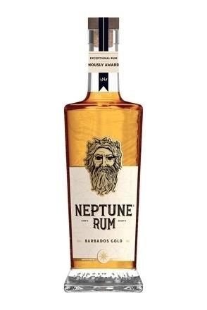 Neptune Rum Barbados Gold  image