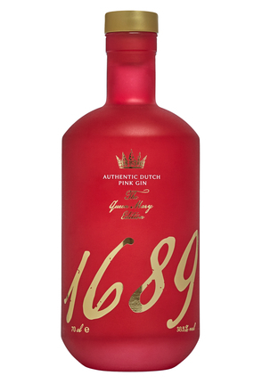 Gin 1689 - The Queen Mary Edition  image