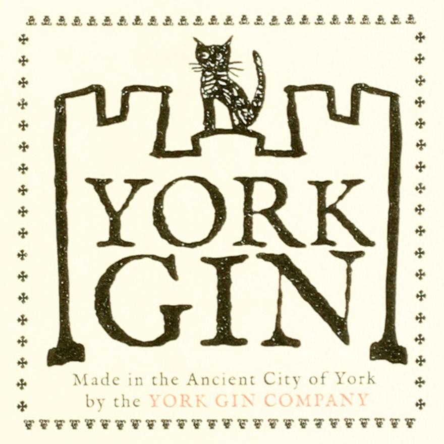 York Gin image