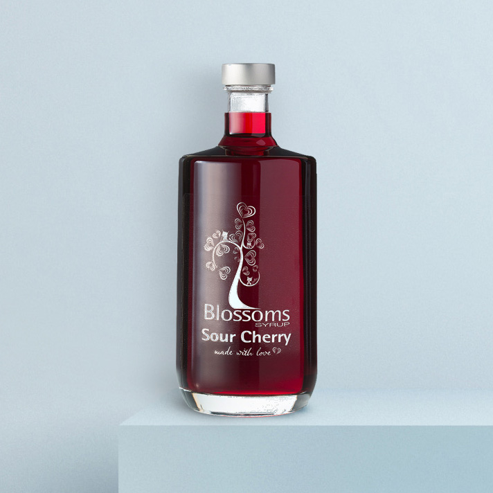 Blossoms Sour Cherry Syrup image