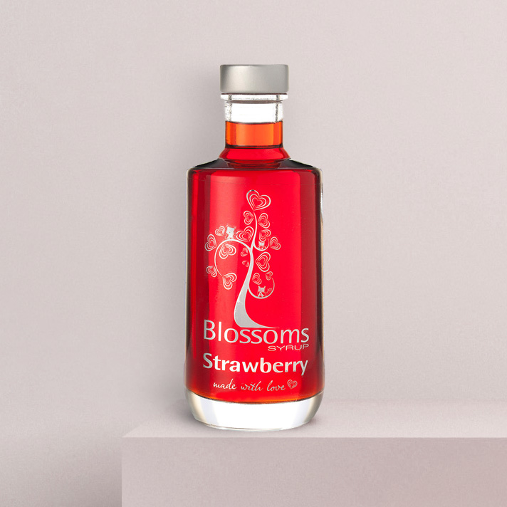 Blossoms Strawberry Syrup image