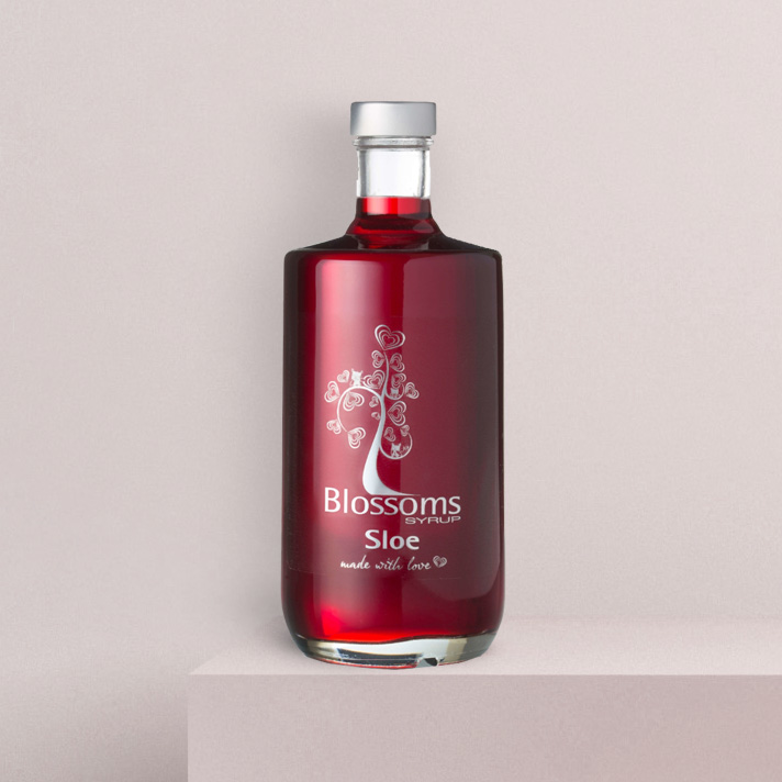 Blossoms Sloe Syrup image