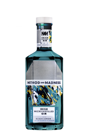 Method & Madness Irish Gin With Black Lemon image