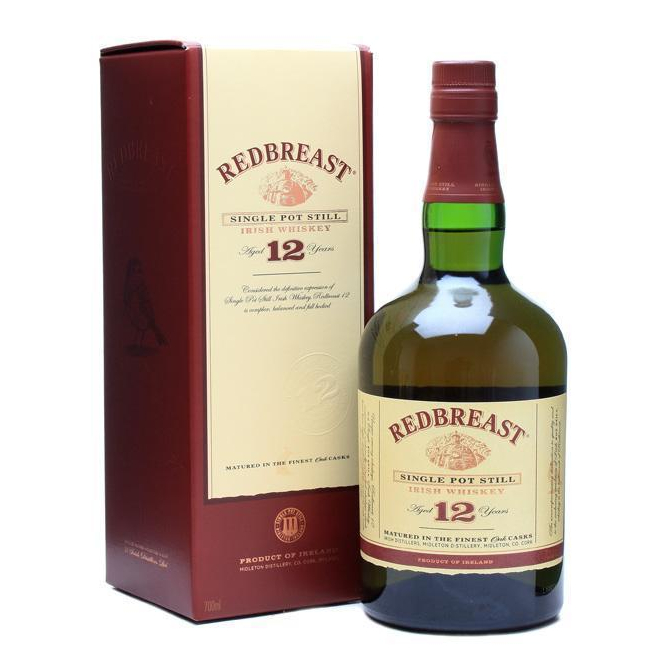 Redbreast 12 Year Old image