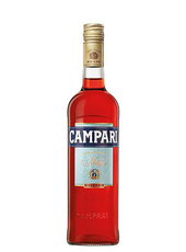 Campari or other red bitter liqueur