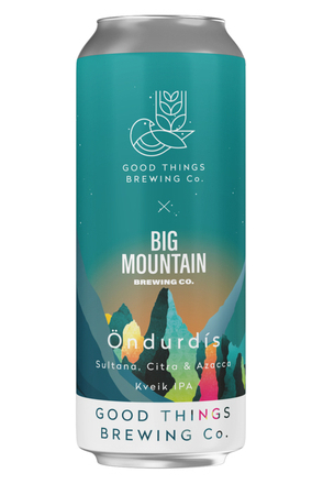 Good Things & Big Mountain Öndurdís image