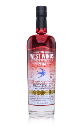 West Winds The Broadside Gin image