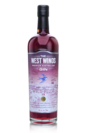 West Winds Wild Plum Gin image