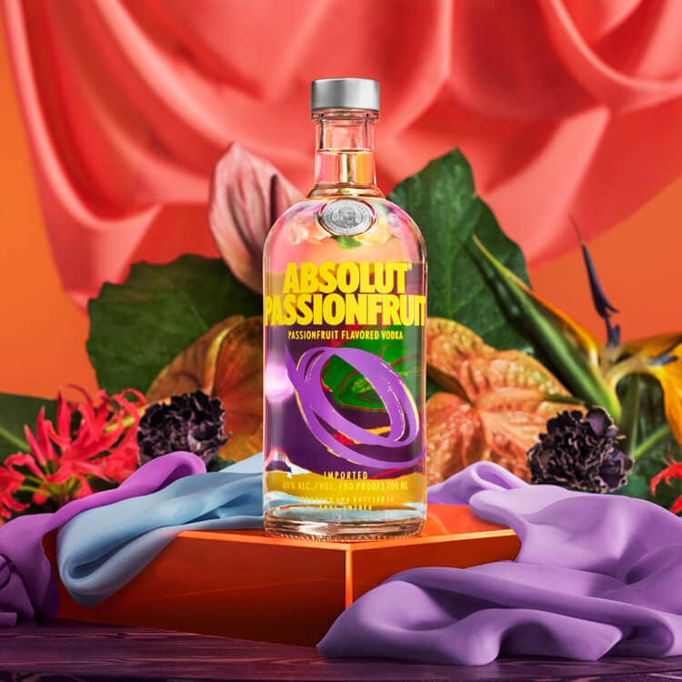 Absolut Passionfruit image