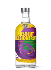 Passion fruit vodka
