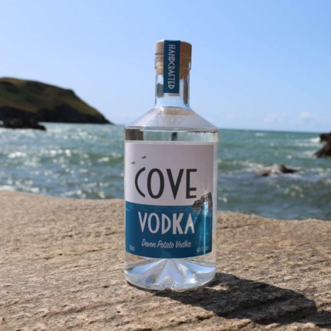 Cove Vodka image