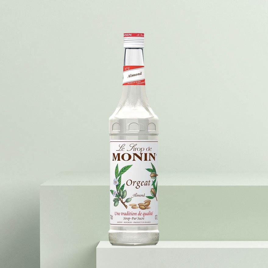 Monin Orgeat Syrup image
