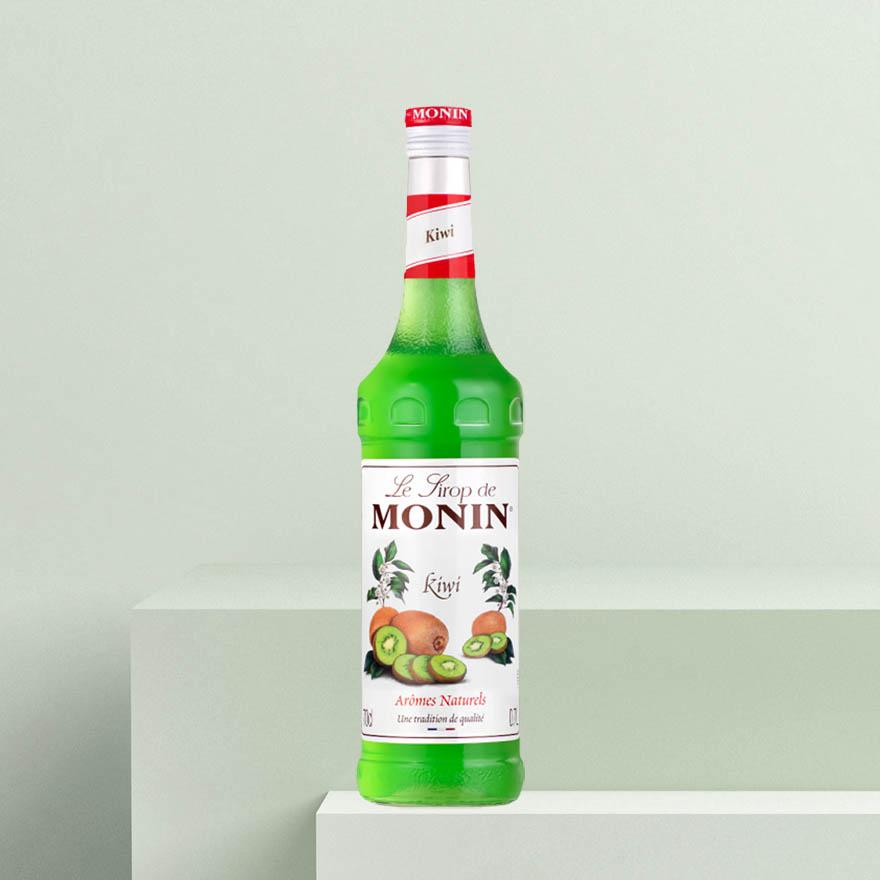 Monin Kiwi Syrup image