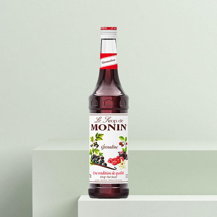 Monin Grenadine Syrup image