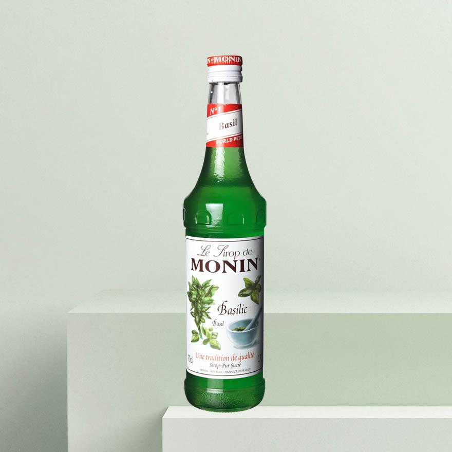 Monin Basil Syrup image
