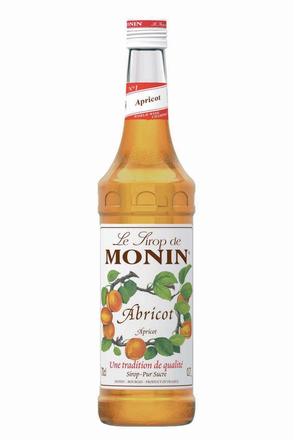 Monin Apricot Syrup image