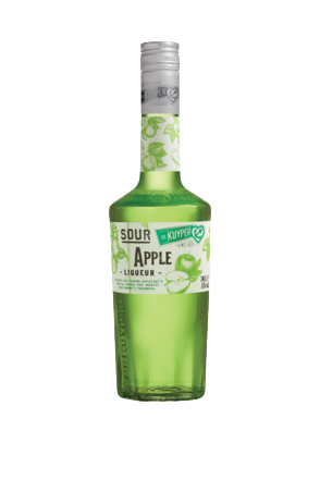 De Kuyper Sour Apple Liqueur image