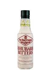 Rhubarb bitters